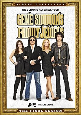 GENE SIMMONS FAMILY JEWELS:FINAL SEAS BY GENE SIMMONS FAMILY (DVD)